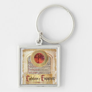 Conditions of Engagement Keychain