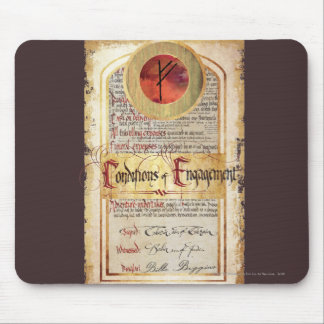 Conditions of Engagement Mouse Pad