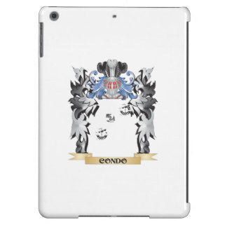 Condo Coat of Arms - Family Crest iPad Air Cover