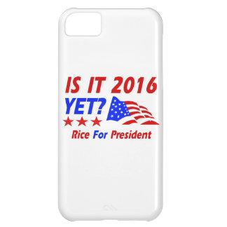 Condoleezza Rice 2016 Case For iPhone 5C