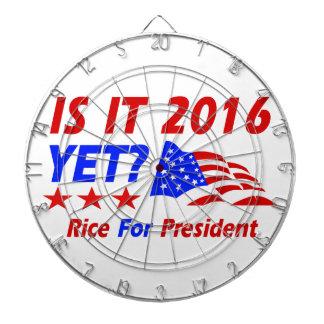 Condoleezza Rice 2016 Dart Boards