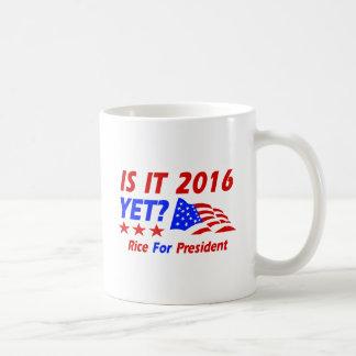Condoleezza Rice 2016 Coffee Mug