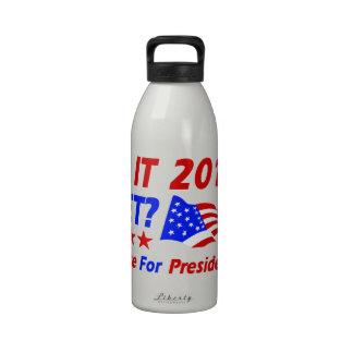 Condoleezza Rice 2016 Reusable Water Bottle