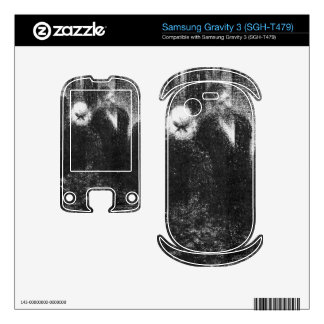 Condolences by Georges Seurat Samsung Gravity 3 Skins