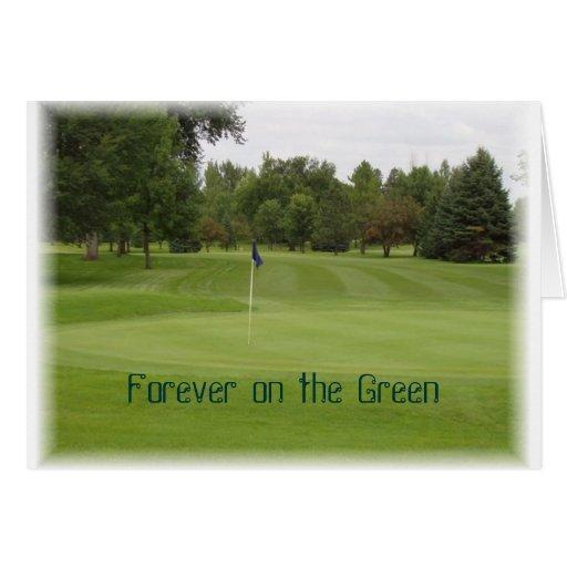 condolencia del golf felicitaciones
