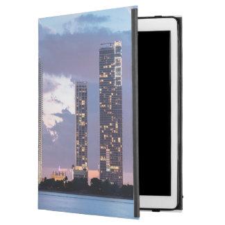 Condominium towers at the waterfront in Miami iPad Pro Case