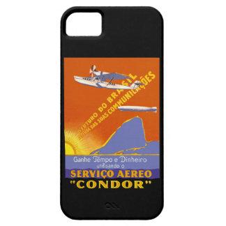 Condor ~ Brazillian Air Service iPhone SE/5/5s Case