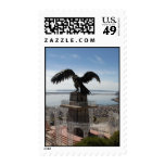 Condor Hill Postage Stamp