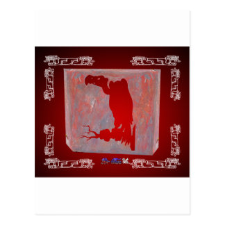 CONDOR RED CUSTOMIZABLE PRODUCTS POST CARDS