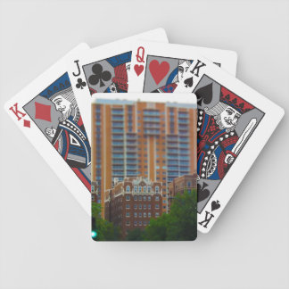 Condos Along Brush Creek Country Club Plaza KC Bicycle Playing Cards