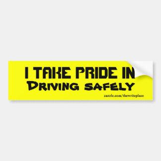 Conducción con seguridad de pegatinas para el para pegatina para auto