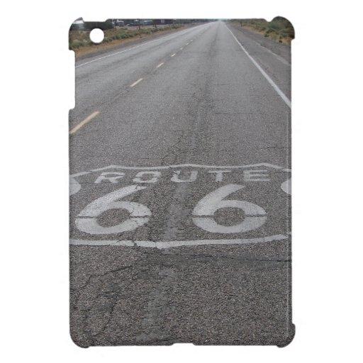 Conducción de la ruta 66