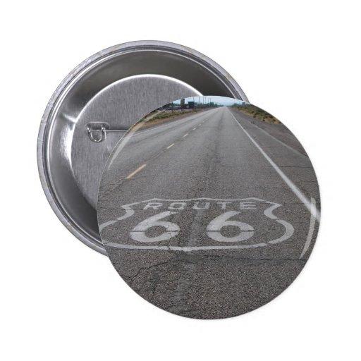 Conducción de la ruta 66 pins