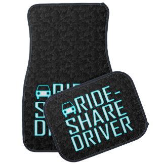 Conducción de Rideshare del conductor de la parte Alfombrilla De Auto