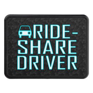 Conducción de Rideshare del conductor de la parte Tapas De Tráiler