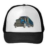 conducción del camión gorra