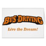 Conducción/LTD del autobús Tarjeta