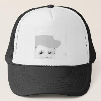 conducter trucker hat