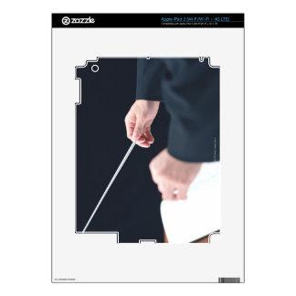 Conductor 2 iPad 3 pegatinas skins