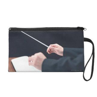 Conductor 2 wristlet purse