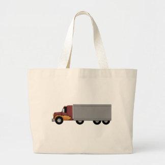 Conductor de camión bolsas