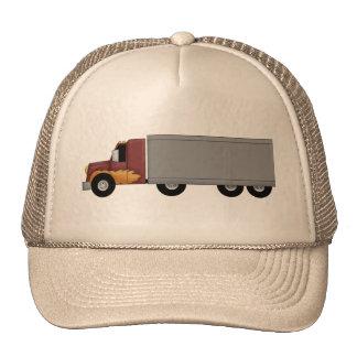 Conductor de camión gorros