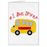 Conductor del autobús #1 felicitacion