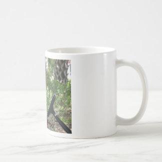 Conductor del perrito taza de café