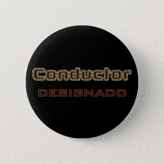 Conductor Designado Botón Button