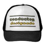 Conductor Designado Gorra Hat