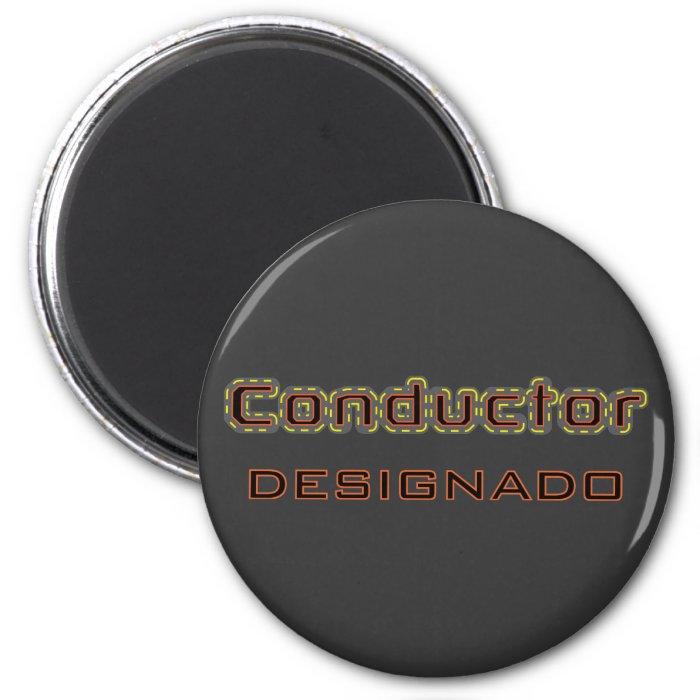 Conductor Designado Imán 2 Inch Round Magnet