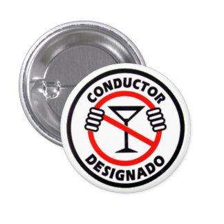Conductor Designado Pin Redondo De 1 Pulgada