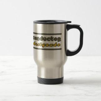 Conductor Designado Taza de Viaje Travel Mug