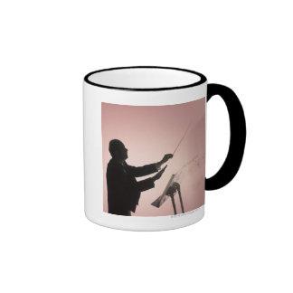 Conductor Ringer Coffee Mug