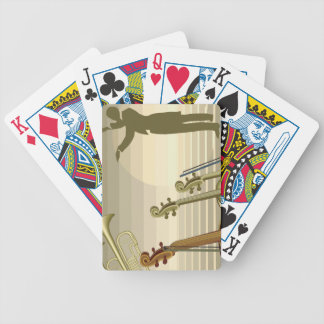 Conductor  Music Bicycle® Play Bicycle Playing Cards