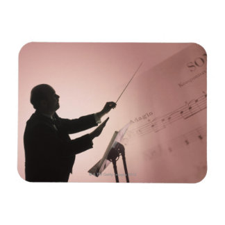 Conductor Vinyl Magnets
