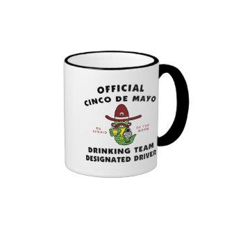 Conductor señalado de consumición del equipo de Ci Tazas De Café