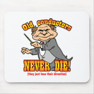 Conductors Mouse Pad