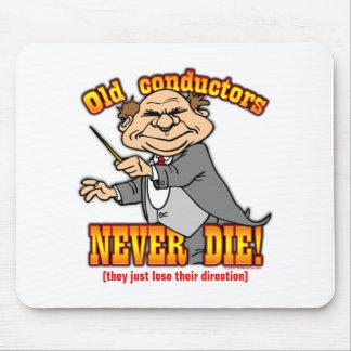 Conductors Mouse Pad