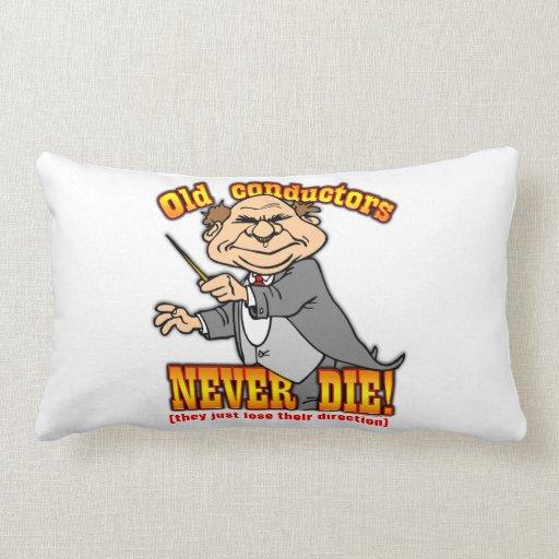 Conductors Pillow