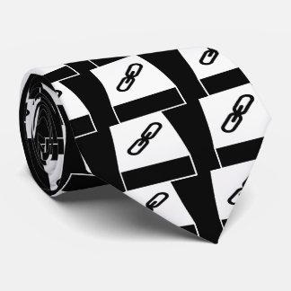 Conduzca conecta mínimo corbatas personalizadas