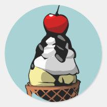 cupcake, cone, dessert, treat, sweet, cake, pastry, bake, bakery, cherry, illustrations, victuals, perennial plant, ovenbake, Thorns, spines, and prickles, titbit, hybrid (biology), choice morsel, genus, sabayon, Rosaceae, syllabub, cultivar, pricker, garden roses, zabaglione, Greek language, sillabub, Aeolic Greek, puff paste, Old Persian language, pastry dough, Avestan language, shirr, Sogdian language, pate feuillete, Parthian language, bakehouse, Armenian language, pictorial matter, Sticker with custom graphic design