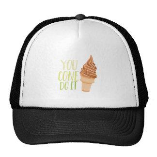 Cone Do It Trucker Hat