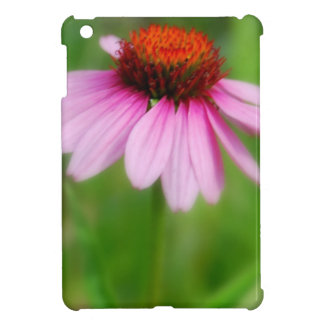 Cone Flower Abstract Print iPad Mini Cover