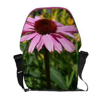 Cone Flower Delight Courier Bags