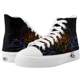 Cone Flower - shoes