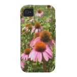 Cone Flowers iPhone 4 Casemate Case Vibe iPhone 4 Cases