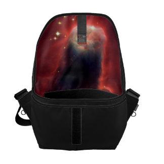 Cone Nebula (Hubble Telescope) Messenger Bag