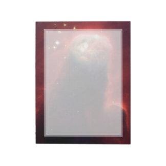 Cone Nebula Hubble Telescope Memo Note Pads