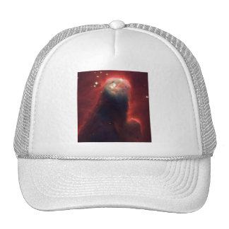Cone nebula in space - Jesus Trucker Hat